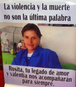 Rosa Elvira Cely, violada y asesinada