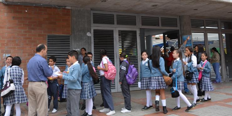 No se pierda el  'Matriculatón' en Bogotá ¡Agende su cita a partir del 13  de febrero!