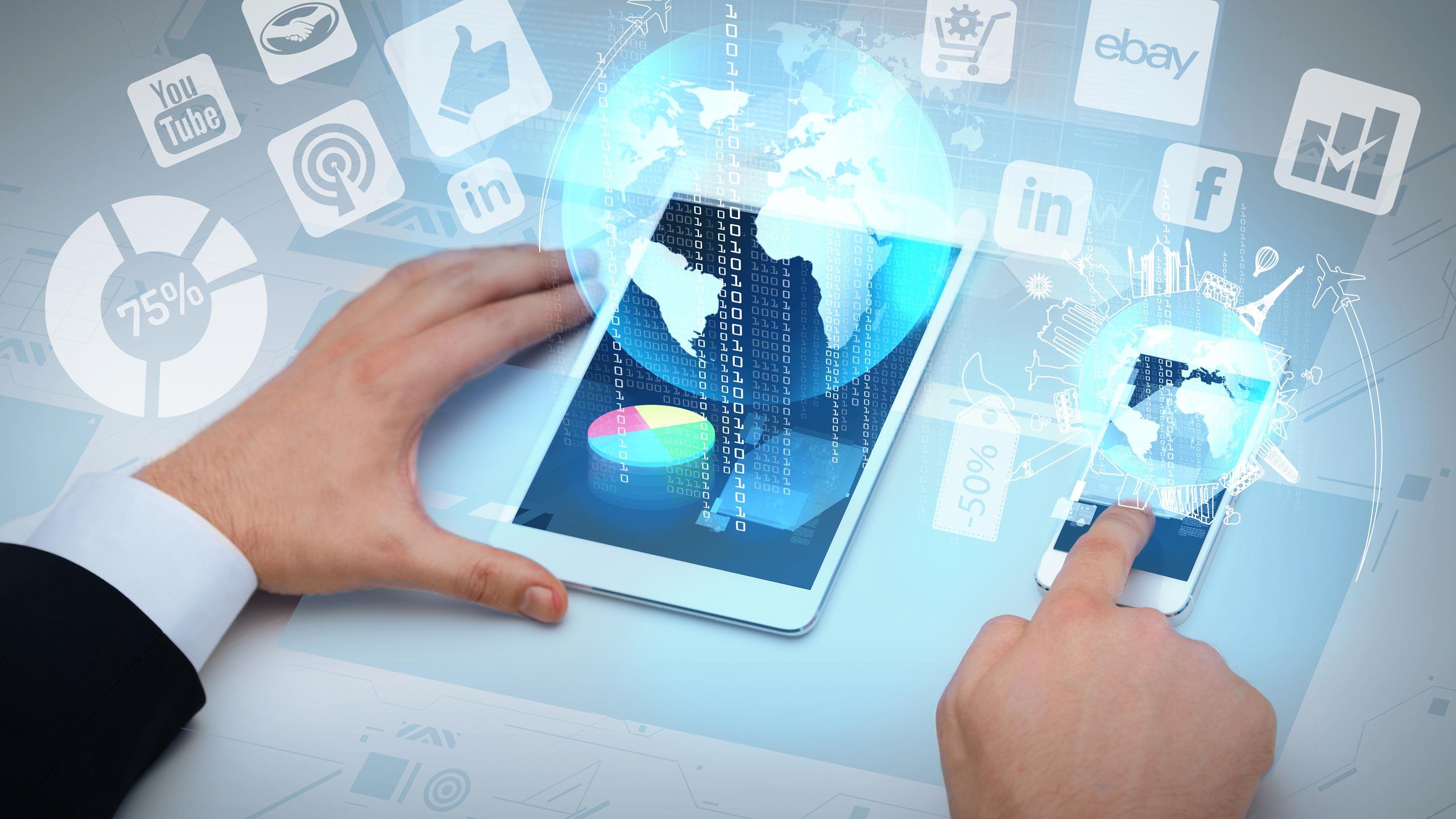 Empresas y Negocios digitales son el camino