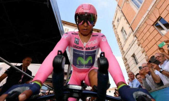 Nairo la rompe en la Vuelta a España