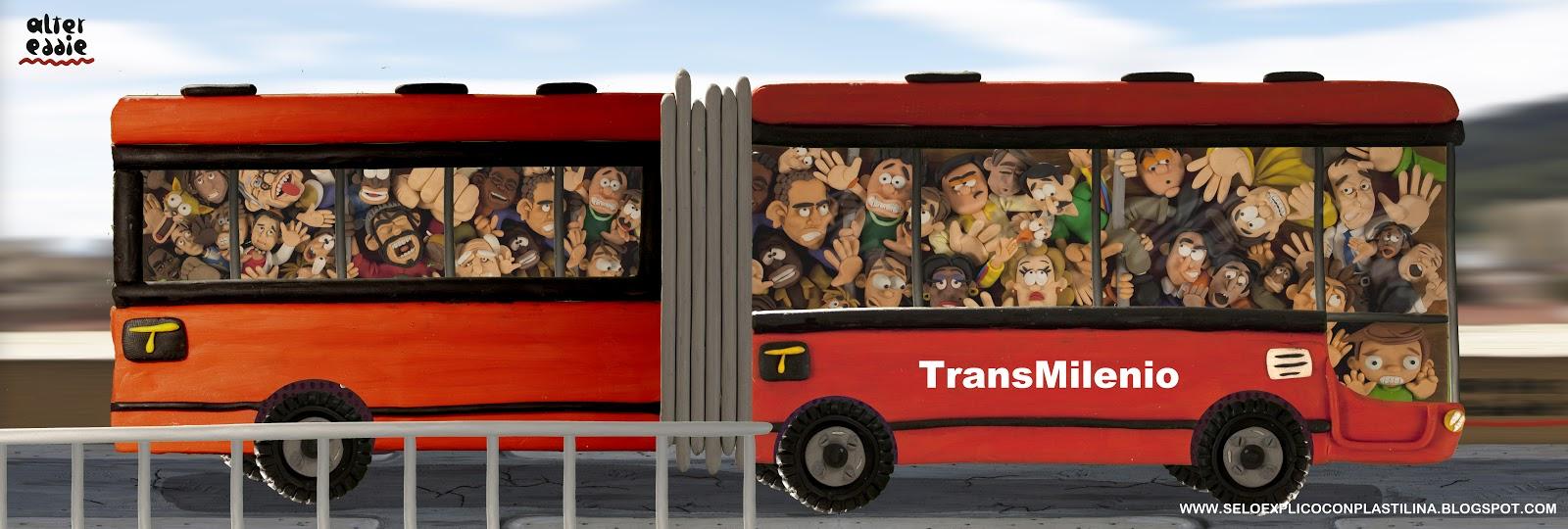 #TransMilenio Recauda $5 mil millones por día y no le alcanza