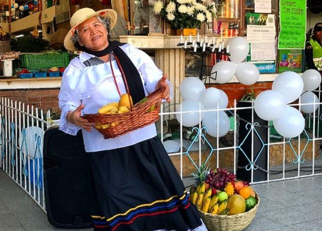 Mercados campesinos en seis localidades este fin de semana