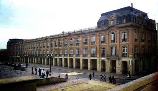 [VÍDEO] Debate de candidatos a la alcaldía en la carrera por el palacio Lievano.