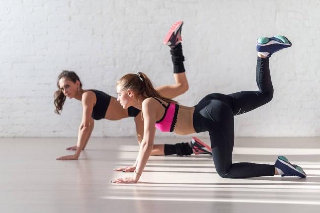 Fortalece la máquina corporal con la tripleta del movimiento