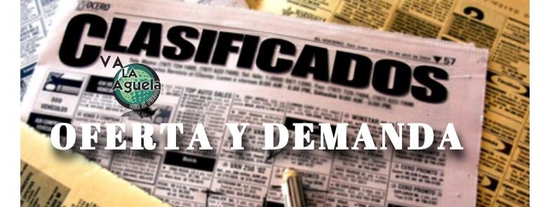 Clasificados Oferta y Demanda