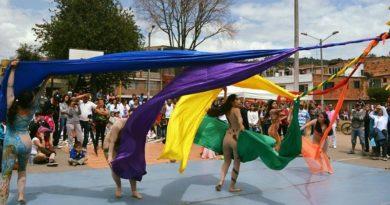 Beca para eventos artisticos y culturales en Ciudad Bolivar
