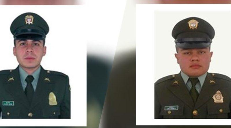 Hipótesis del asesinato de dos policías en el Tambo Nariño
