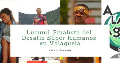 Lucumí: Finalista del Desafío Súper Humanos en Valaguela