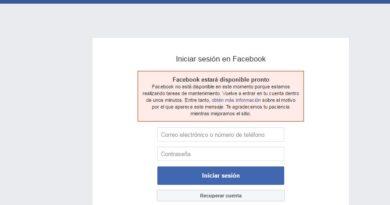 No es su internet, reportan caída masiva de Facebook