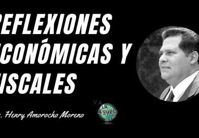 """""""De la Custodia de Badillo en tiempos de Pandemia y del grave descontrol económico, social y fiscal"""""""