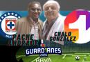 """Pache Andrade en Canal Uno con """"Guardianes"""""""