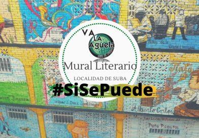 Mural literario una apuesta pedagógica de trasformación social en Suba