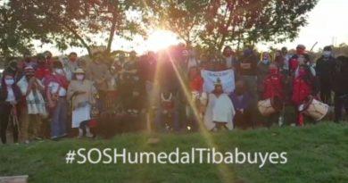 #SOSHumedalTibabuyes Por su defensa y preservación