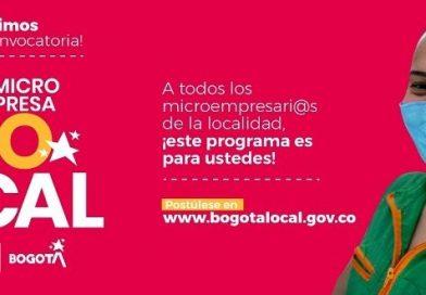 Es Microempresa Local busca apoyar 395 negocios en Suba