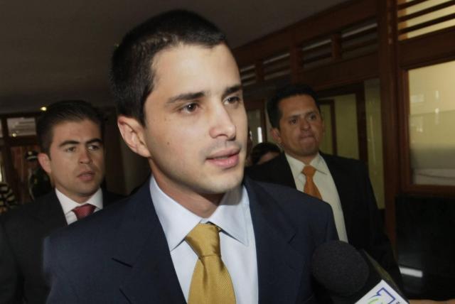 Tomás Uribe responde sobre los rumores de su candidatura presidencial