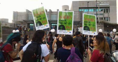 "Mujeres convocan ""Tribunal Simbólico"" para exigir una vida libre de violencias"