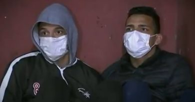 Le dispararon a un vecino de Rafael Uribe Uribe y fueron capturados