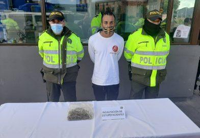 Cayó presunto integrante de la banda 'Los Paisas' en Suba Bilbao