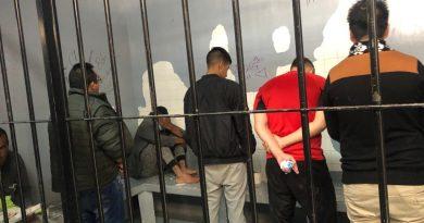 #Atención. Hay alto riesgo de contagio en las estaciones de Policía de Bogotá