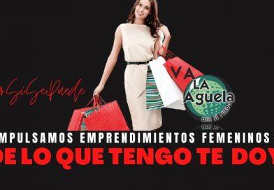 Valaguela abre convocatoria para patrocinar emprendimientos femeninos