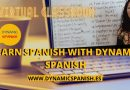 Virtual classroom – Learn Spanish with Dynamic Spanish!