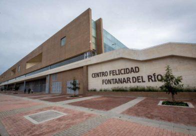 Inauguraron el Centro Felicidad Fontanar del Rio en Bogotá