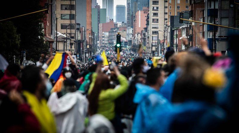 Colombia se moviliza para exigirle al Gobierno Nacional garantías para superar la crisis