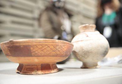 Inicia proceso de conservación y análisis de hallazgos arqueológicos muiscas encontrados por el IDU en Suba