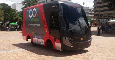 #SiSePuede en Boyacá fue creado y ensamblado el primer vehículo de carga 100% eléctrico
