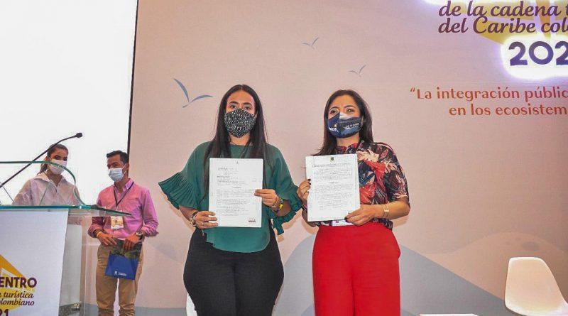 Bogotá y Santa Marta firman alianza para el desarrollo turístico