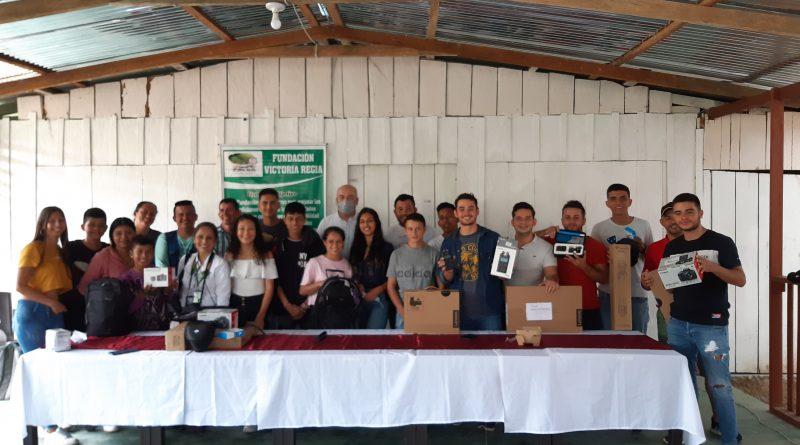 Avanza proceso de fortalecimiento de la industria creativa en Piamonte Cauca