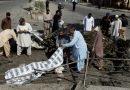 Explosión en Pakistán dejó tres muertos en medio de una procesión religiosa