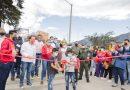 El alcalde (e), Luis Ernesto Gómez, hizo entrega oficial del Parque Desarrollo Policarpa Salavarrieta – Localidad Antonio Nariño