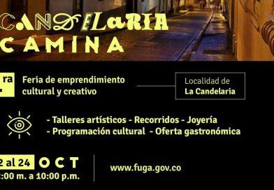 Inició la primera Feria de Emprendimiento Cultural y Creativo en el centro de Bogotá