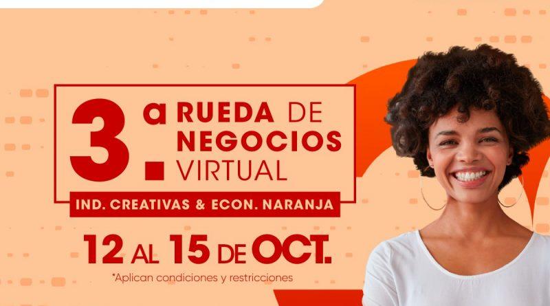 Inicia mañana la rueda de negocios del ecosistema de industrias creativas y economía naranja